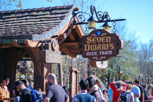 [MCMK Dia 06] Seven Dwarfs Mine Train