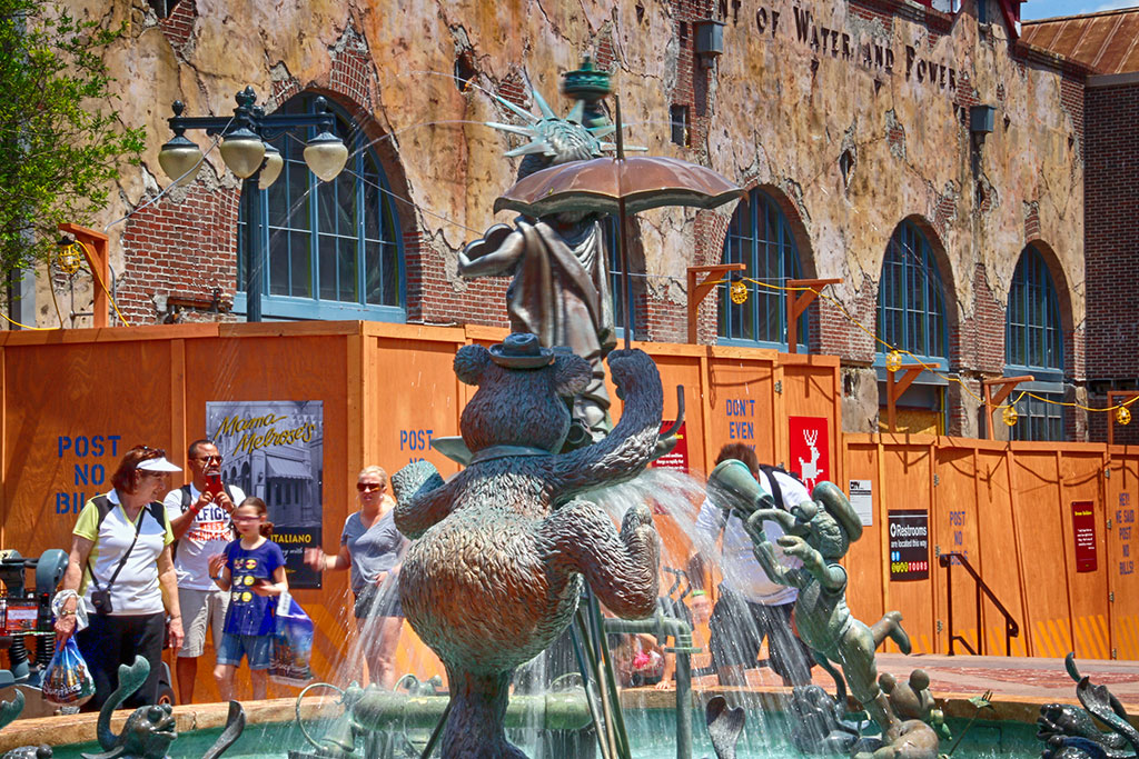 Muppet*Vision 3D Hollywood Studios Clube WDW-02