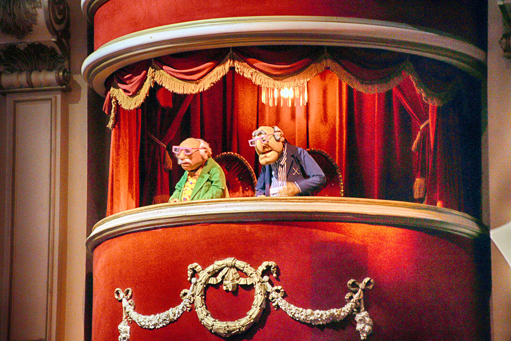 Muppet*Vision 3D Hollywood Studios Clube WDW-07