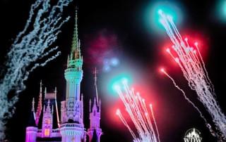Wishes, no parque Disney's Magic Kingdom