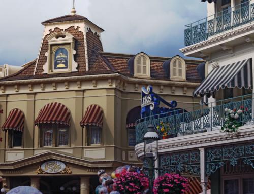 A Main Street, U.S.A., no Magic Kingdom
