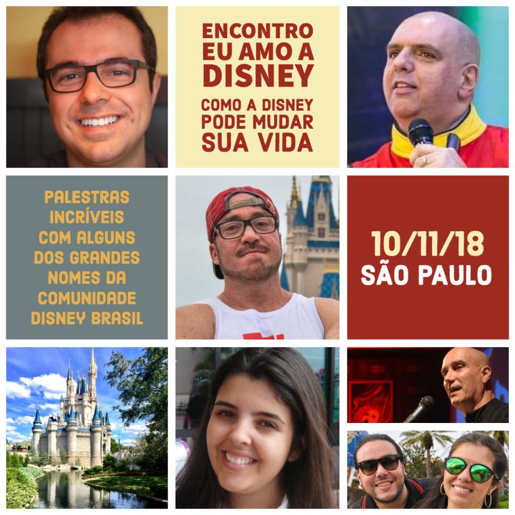 Encontro Disney 2018