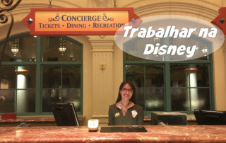 Como trabalhar na Disney