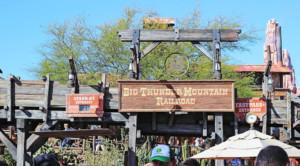 [MCMK Dia 03] Big Thunder Mountain Railroad