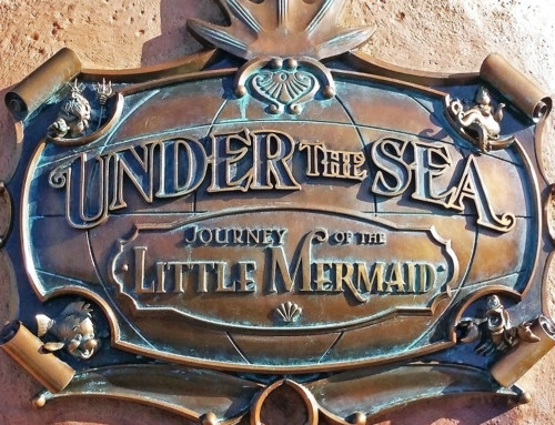 Under the Sea ~ Journey of the Little Mermaid
